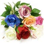 造花バラ6722