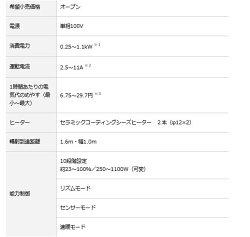 ダイキンセラムヒートCER11RS遠赤外線ヒーター【smtb-k】【w3【RCP】ERFT11RS20151103