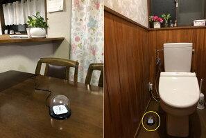 UVA紫外線LED近日光除菌小型ドーム灯型名 UVBOX365 消費電力 4W 放射出力 1.1W 波長 365nm  5V