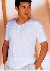 【楽天市場】【グンゼ】【快適工房・日本製】グンゼ 紳士肌着半袖ボタンシャツ前半開KH5006LL紳士肌着 半袖 前開き