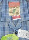 2月〜5月9月〜12月 グンゼ紳士用介護パジャマ前大き目ボタン 長袖長ズボン(前開き)SG4228 1