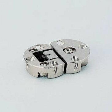 ドロップ丁番 【LAMP】 スガツネ SDH-001 3方向調整式丁番 仕上: クローム。