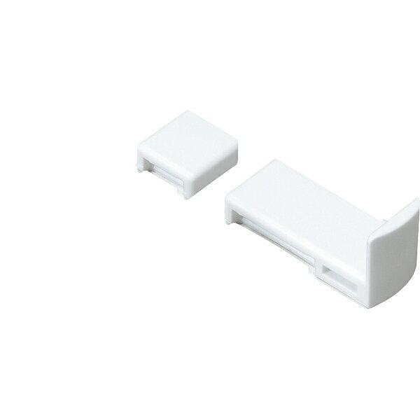 白色 棚ズレ防止棚受 【LAMP】 スガツネ AP-FA20-WT ポリエチレン(PE) 白色 SPE-FB20S型、AP-FB20型に差し込んで使用