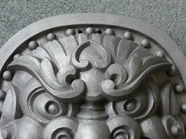 飾り用鬼瓦古代鬼面尺