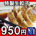 ぽんちゃん特製生餃子