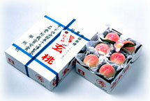 甲州銘菓 【信玄桃(6個入り)】☆山梨銘菓