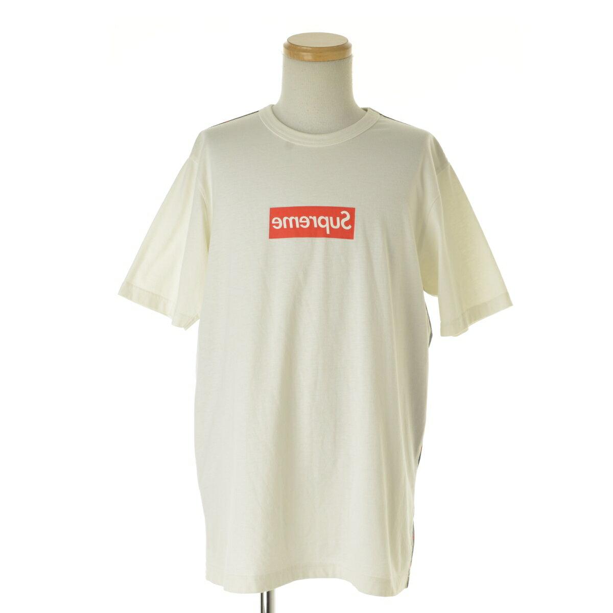 トップス, Tシャツ・カットソー SUPREME COMME des GARCONS SHIRT 13SS Box LogoTcabjacag-m