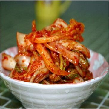 【誰でも簡単】【韓国料理レシピ】 浅漬け白菜キムチレシピ (キムチ ゴッジョリ)