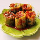 カントンマーケットで買える「【誰でも簡単】【韓国料理レシピ】 キュウリキムチレシピ (オイキムチ」の画像です。価格は1円になります。
