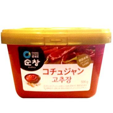 スンチャン コチュジャン 500g【韓国食品/韓国食材/調味料/ヤンニョム/コチュジャン】