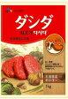 【CJ】 牛肉ダシダ1kg 『¥980税別⇒¥720税別』