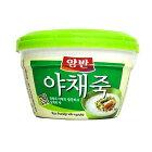 【韓国食品・お粥】ヤンバン野菜粥285g