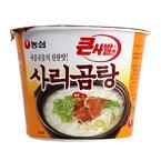 【農心】サリコムタンカップ麺(大)111gx16個[1箱以上値下げ1個当り¥135(税別)]