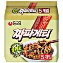 【農心】 チャパゲティ 140g(5食パック)