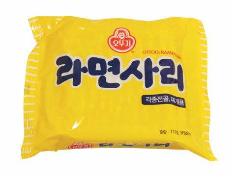 【韓国食品・ラーメン】 オトゥギ ラ−メンサリ 110g