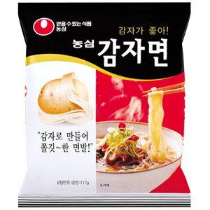 【農心】カムジャ麺(ジャガイモラーメン)117gx1箱(40個)★1個当たり¥110(税込)