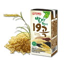 【訳あり・サンユク】発芽玄米19穀豆乳 190ml