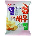 【韓国食品・お菓子】 アルセウ(えび)チップス 68g