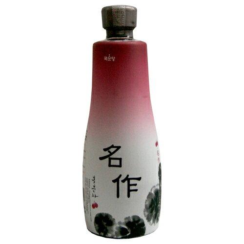 【麹醇堂】クッスンダン 覆盆子酒「名作」375mlx20本[1本当り\620(税別)]