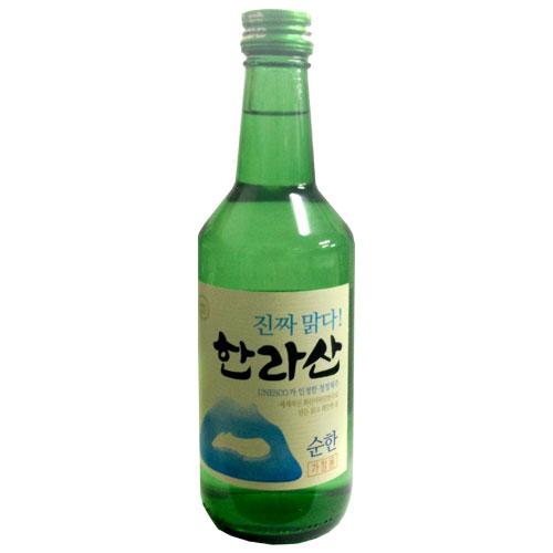 【ハンラサン】 オルレ焼酎(純味) 360mlx20本 [1本当り\358(税別)]