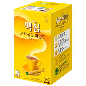 【マキシム】 モカゴールドコーヒーミックス 180包『¥3640税別⇒¥3500税別』