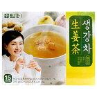 【韓国食品・お茶】ダムト生姜茶(粉)15g*15包