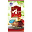 麺サラン ビビン冷麺2人前440g■韓国食品■ピリ辛のビビン冷麺ソースと歯ごたえがいいコシのあ...
