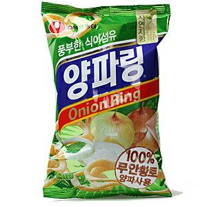 ヤンパリング 'onion snacks ■ Korea food ■ Korea cuisine and Korea food material / Korea souvenir and Korea sweets / candy snack / Korea rice crackers appetizers / snacks / desserts / real cheap.