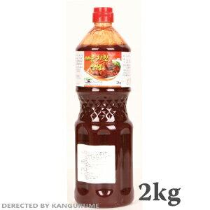 ヤンニョムチキンソース2kg