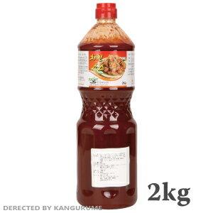 ヤンニョムチキンソース2kg(甘口)