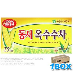 「ドンソ」コーン茶「15袋入り」×30個■韓国食品■とうもろこし茶/韓国料理/韓国食材/お...