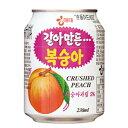 おろし桃ジュース(缶)■韓国食品■韓国/韓国飲料/韓国飲み物