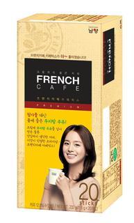 ■ Korea food ■ Korean food / Korea food / coffee / Korea drink / soft drink / souvenir / Korea souvenir / year-end present / midyear gift / gift / present / present with French cafe cafe mixture 20 of them