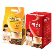 マキシムコーヒーミックス オリジナル ゴールド コーヒー ドリンク ソフトドリンク
