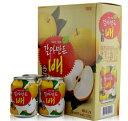 「ヘテ」すりおろし梨ジュース「缶」238ml×12本【1BO...