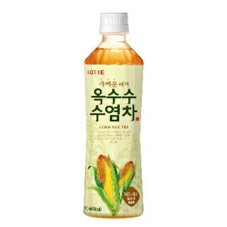 'LOTTE' corn beard Brown 500ml×20 book ■ Korea food ■ ★ TV introduction! Diet & swelling effect ★ TBS / Korea / Korea beverage / Korea tea / Korea drink / Korea juice / drinks / drinking water / disaster prevention / juice / soft drinks / drinks / トウ