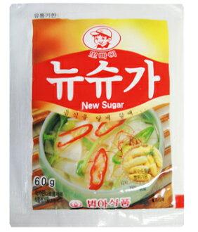 60 g of new sugar ■ Korea food ■ Korean food / Korea food / seasoning / sugar
