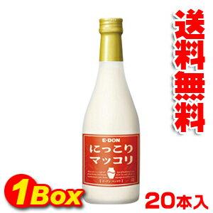 イドンマッコリ「瓶」360ml×20本■韓国食品■韓国食材/韓国料理/韓国お土産/...