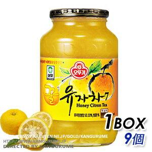 サンファ柚子茶1kg×9個■韓国食品■韓国料理/韓国食材/お茶/韓国お茶/伝統お茶/健康お茶/...
