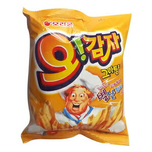 オーカムジャ ■ Korea food ■ Korea cuisine / Korea food material / Korea souvenir and Korea candy / sweets / オガムジャ snack / Korea rice crackers appetizers / snacks / desserts / real cheap.