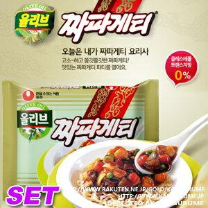 チャパゲ tea ■ Korea food ■ low-price / Korea / Korea ramen / noodles / ●instant / Zha Jiang noodle / ramen