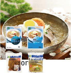 ソンガネ冷麺の麺