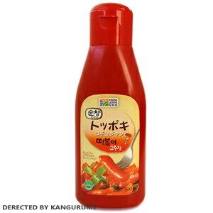 "300 g of ""スンチャン"" トッポギコチュジャン ■ Korea food ■ Nippon Television ZIP/ sushi / Korean food / Korea food / seasoning / Korea source / トッポキ / simple トッポキ / sharp taste"