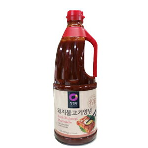 Pork Bulgogi for sauce 2 kg ♦ Korea food ♦ / Korea / Korea food materials / seasoning / Korea source / yakiniku sauce cooking sauce