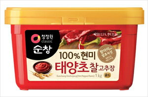 """Moy"" hot pepper paste 1 kg ■ Korea food ■, tele ZIP / sushi / Korea cuisine / Korea food materials / seasoning / Korea source / pepper / chili / spice / capsaicin and pungent"
