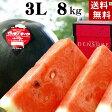 (送料無料)でんすけすいか 秀品 3L大型 8〜9kg 黒い皮の中には赤の果肉、伝助・田助西瓜。ギフトに喜ばれる北海道のデンスケスイカ/でんすけスイカ、旬のフルーツ通販 グルメ食品 フルーツ・果物 スイカ 黒皮スイカ でんすけスイカ(ギフト お中元)