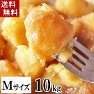 (送料無料Mサイズ)北海道産じゃがいもインカの目覚め10kg(インカのめざめ・芋)栗のような甘さ、希少種のジャガイモです。【smtb-TK】
