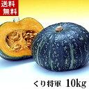 (送料無料)北海道産カボチャ 栗将軍10kg前後(5〜7玉入り)粉質でホクホクな南瓜。てんぷらやかぼちゃスープ、かぼちゃの煮物など、様々料理にご利用できる緑黄色野菜です。北海道グルメ食品 野菜・きのこ かぼちゃ