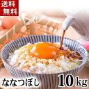 (送料無料)令和2年度 新米 北海道産米 ななつぼし 10k