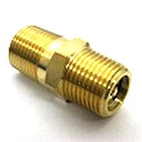 エアー制御機器 チェックバルブチェックバルブ黄銅製 二方RオネジCB1V R1/8×R1/8mm